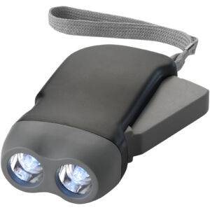 Virgo dual LED torch light with arm strap (10403400)