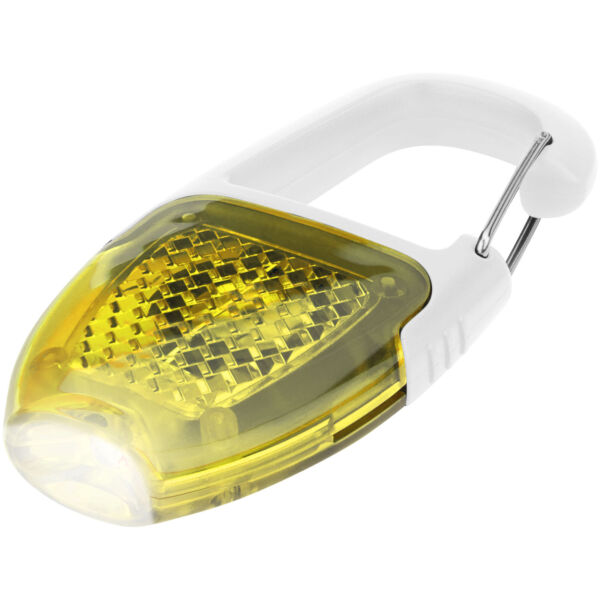 Reflect-or LED keychain light with carabiner (10425605)