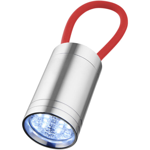 Vela 6-LED torch with glow strap (10432101)