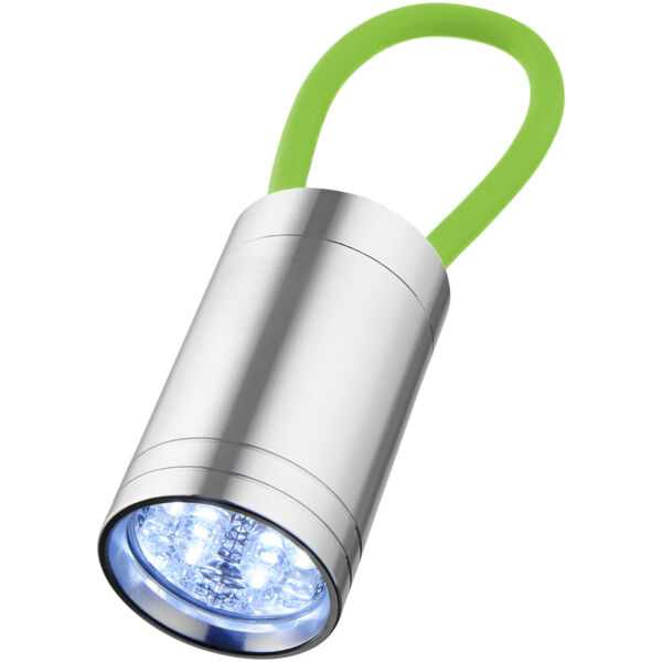 Vela 6-LED torch with glow strap (10432102)