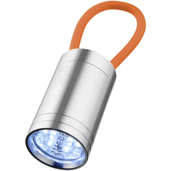 Vela 6-LED torch with glow strap (10432103)