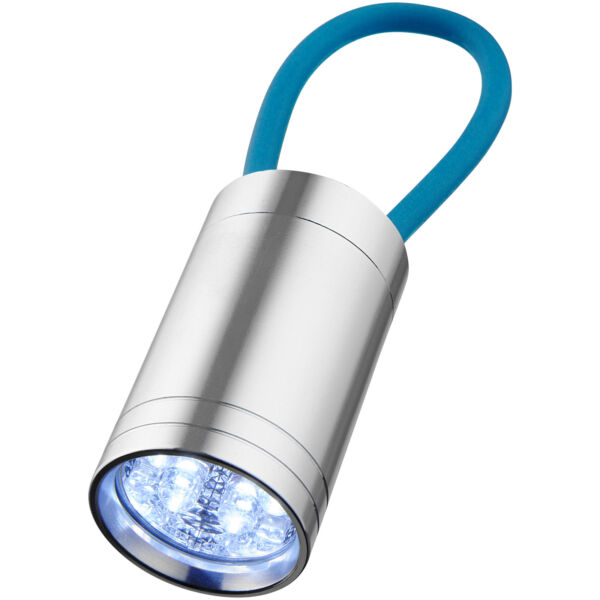 Vela 6-LED torch with glow strap (10432104)
