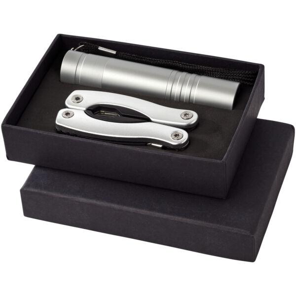 Scout multi-function knife and LED flashlight set (10449403)