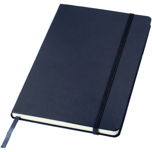 Classic A5 hard cover notebook (10618101)