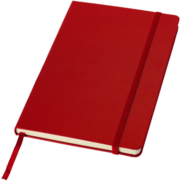Classic A5 hard cover notebook (10618102)