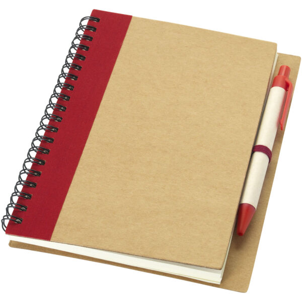 Priestly recycled notebook with pen (10626800)