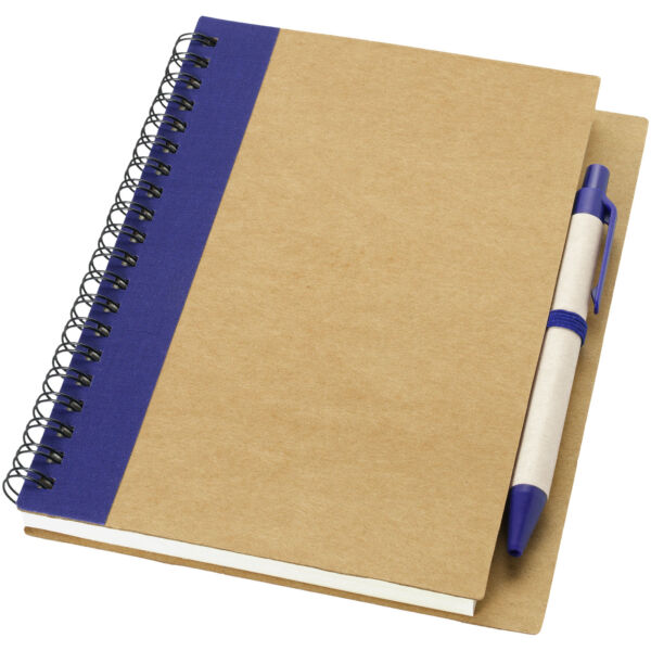 Priestly recycled notebook with pen (10626802)