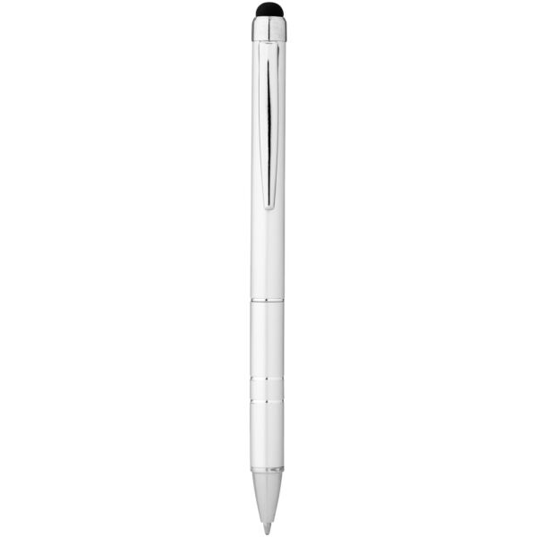 Charleston aluminium stylus ballpoint pen (10654001)