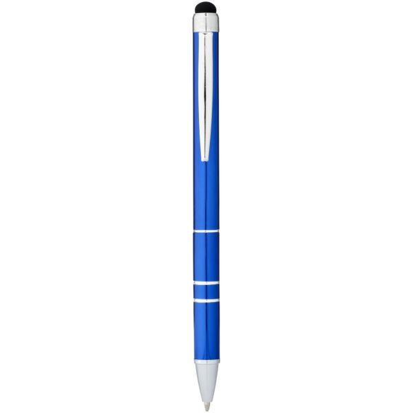 Charleston aluminium stylus ballpoint pen (10654002)