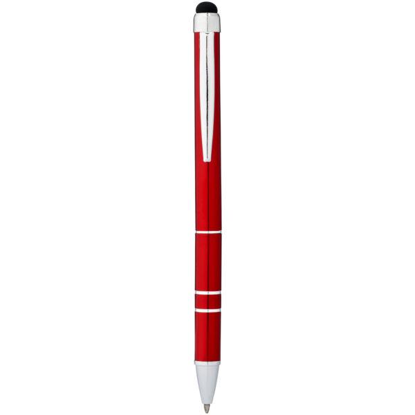Charleston aluminium stylus ballpoint pen (10654003)