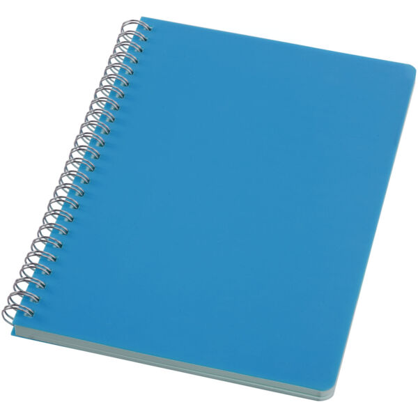 Happy-colours large spiral notebook (10654902)