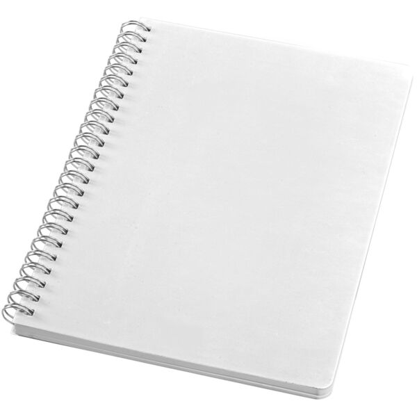 Happy-colours large spiral notebook (10654903)