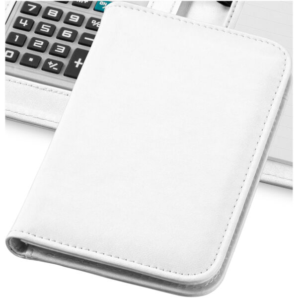 Smarti A6 notebook with calculator (10673403)