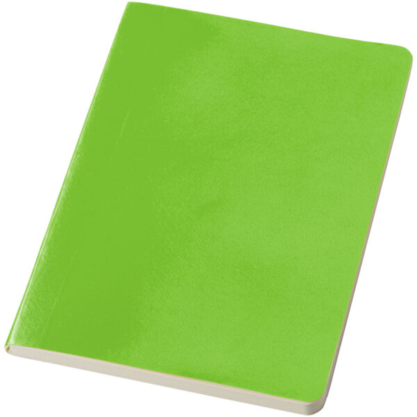 Gallery A5 soft cover notebook (10679503)