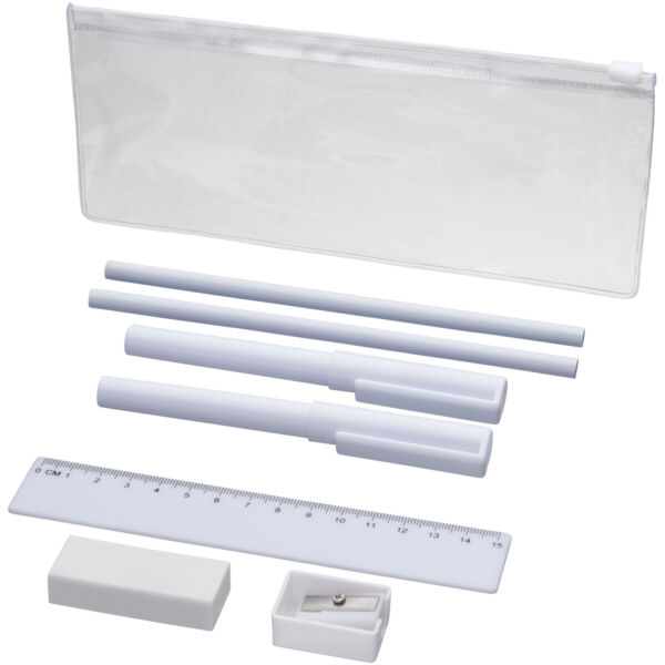 Mindy 8-piece pencil case set (10722102)