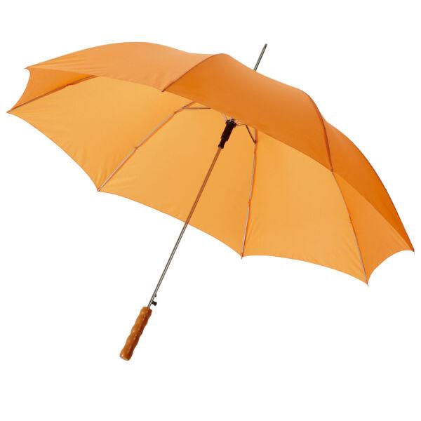 "Lisa 23"" auto open umbrella with wooden handle (10901703)"
