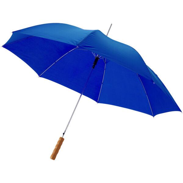 "Lisa 23"" auto open umbrella with wooden handle (10901709)"