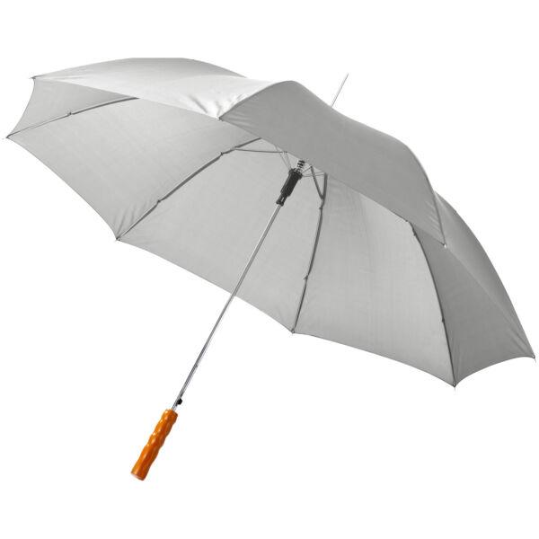 "Lisa 23"" auto open umbrella with wooden handle (10901715)"