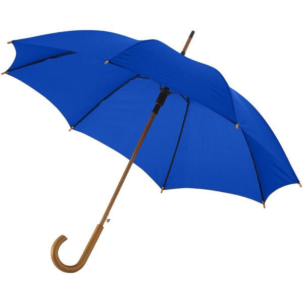 "Kyle 23"" auto open umbrella wooden shaft and handle (10904805)"