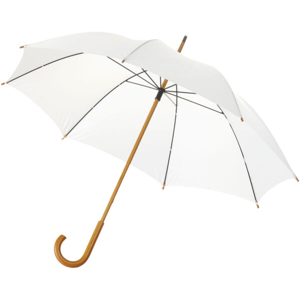 "Jova 23"" umbrella with wooden shaft and handle (10906800)"