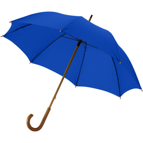 "Jova 23"" umbrella with wooden shaft and handle (10906803)"