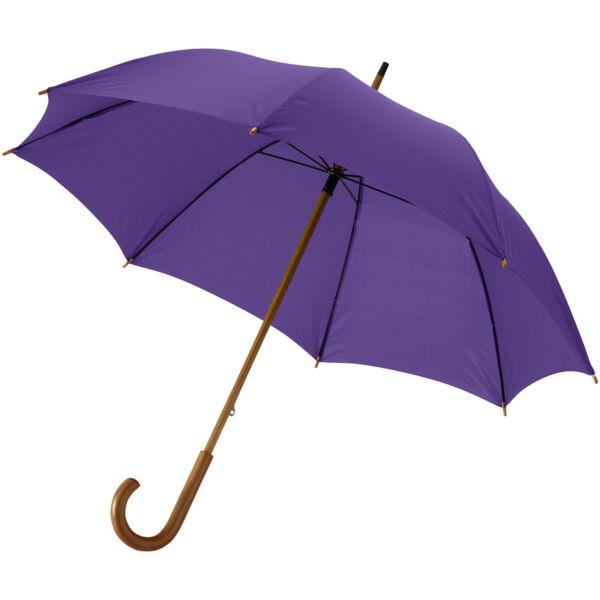 "Jova 23"" umbrella with wooden shaft and handle (10906804)"