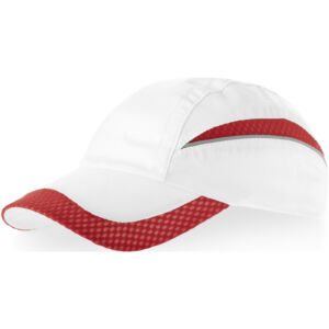 Qualifier 6 panel mesh cap (11101100)