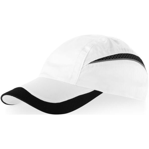 Qualifier 6 panel mesh cap (11101102)