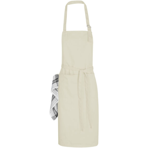 Zora apron with adjustable neck strap (11271404)