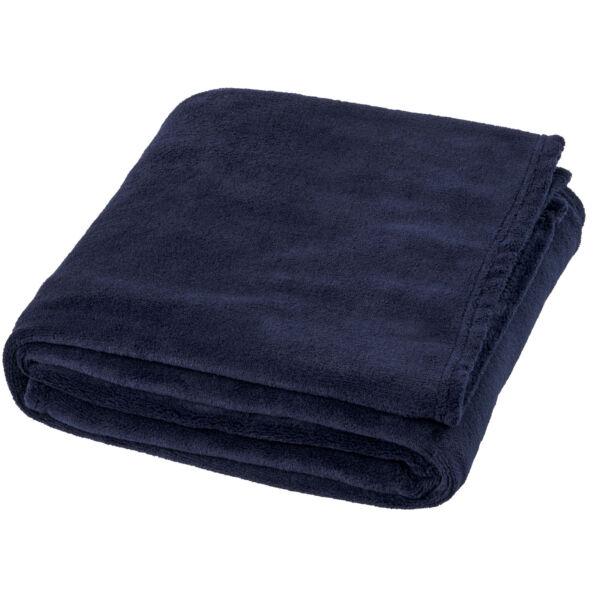 Bay extra soft coral fleece plaid blanket (11281003)