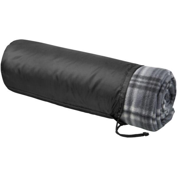 Scot checkered plaid blanket (11295400)