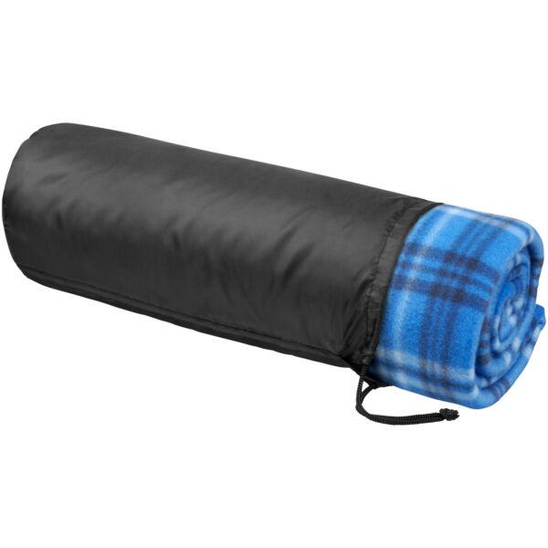 Scot checkered plaid blanket (11295401)