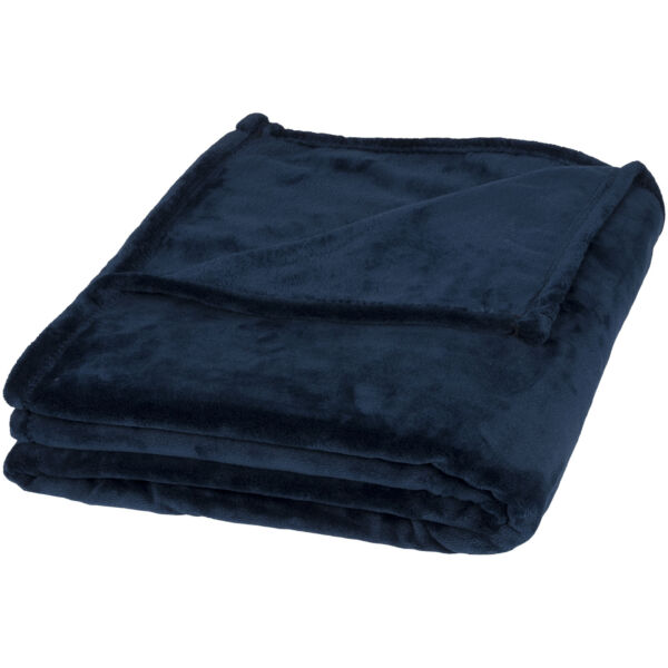 Mollis oversized ultra plush plaid blanket (11296501)