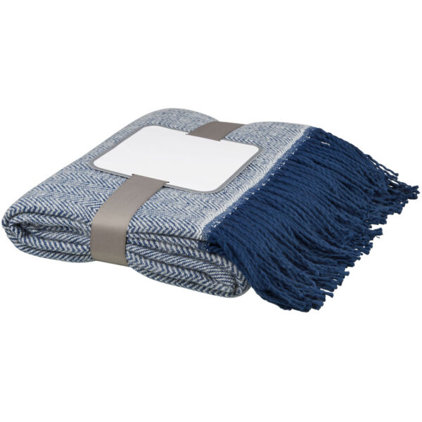 Haven herringbone throw blanket (11311700)