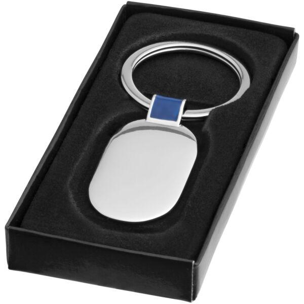 Barto oval keychain (11810401)