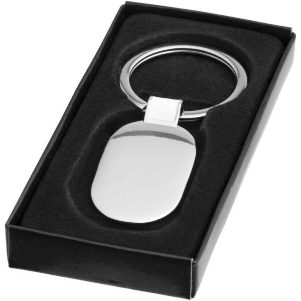 Barto oval keychain (11810403)
