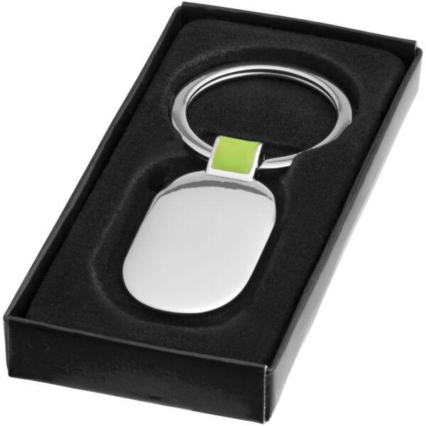 Barto oval keychain (11810404)