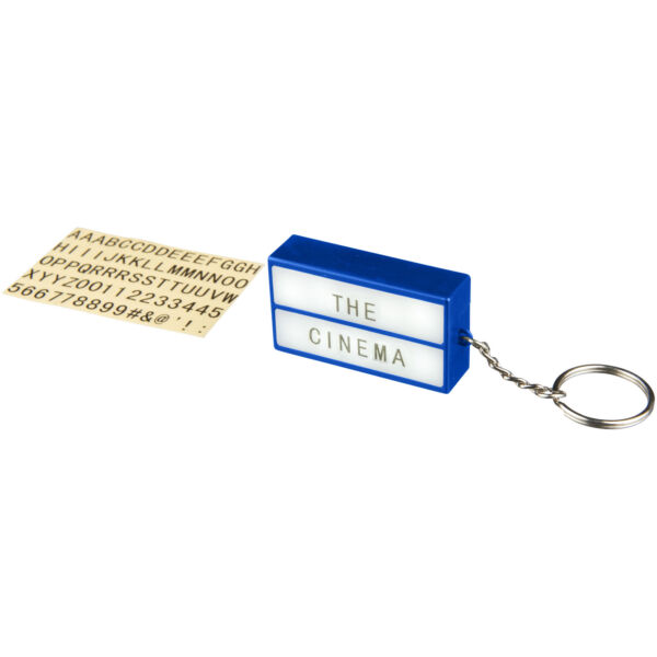Cinema LED keychain light (11811401)