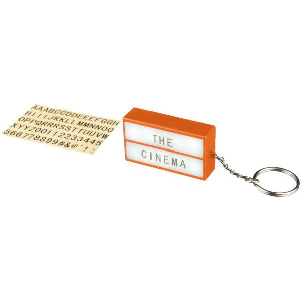 Cinema LED keychain light (11811404)