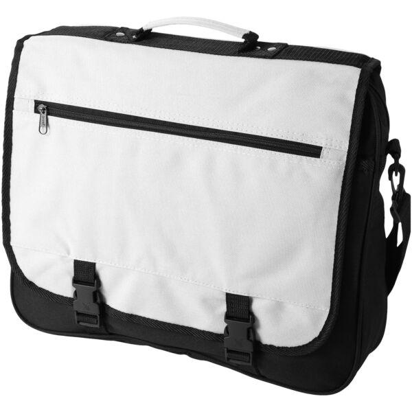 Anchorage 2-buckle closure conference bag (11921801)