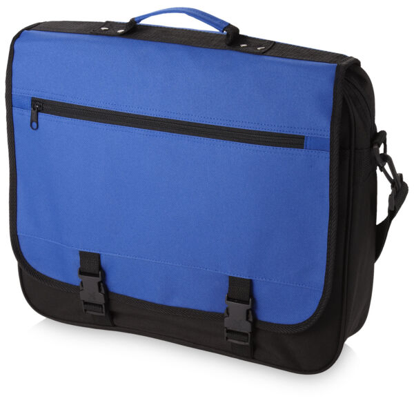 Anchorage 2-buckle closure conference bag (11921802)