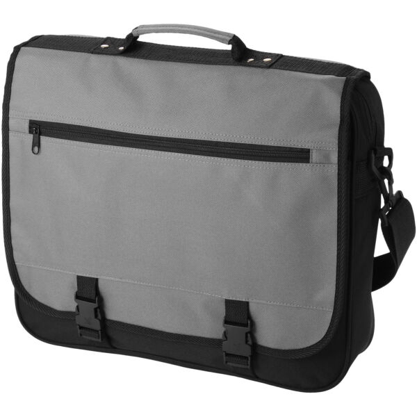Anchorage 2-buckle closure conference bag (11921803)