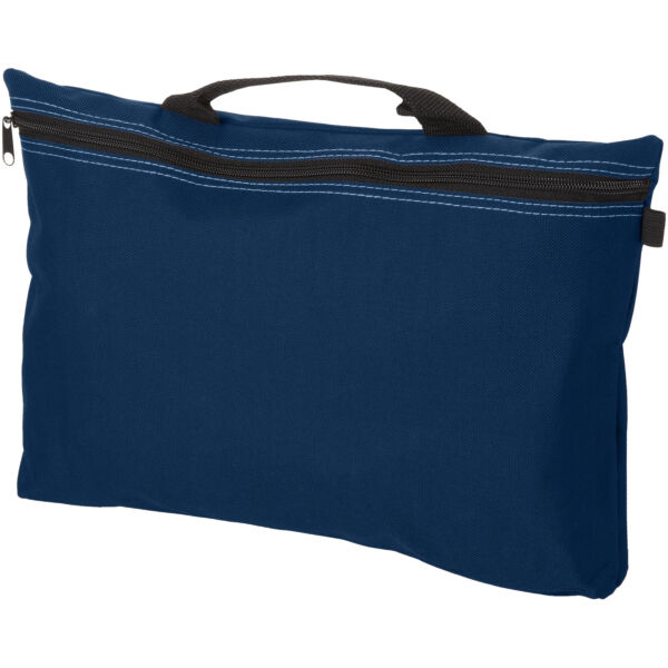 Orlando zippered conference bag with pen loop (11943401)