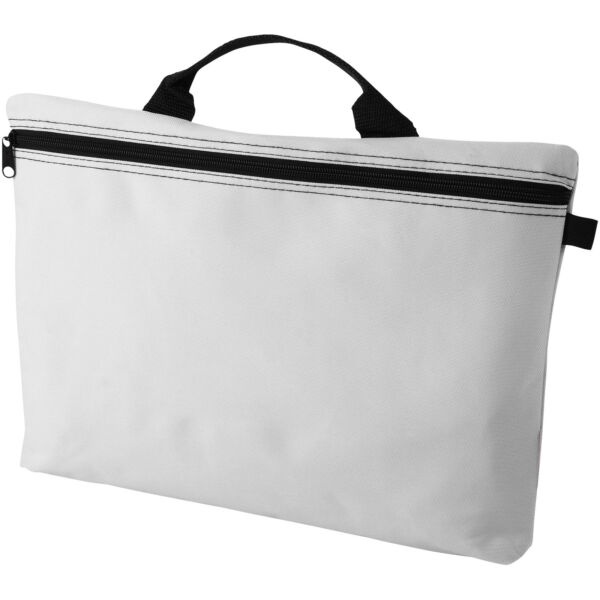 Orlando zippered conference bag with pen loop (11943403)