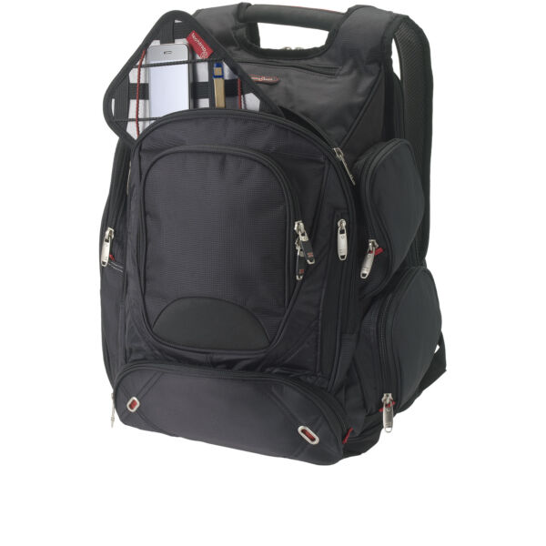 """Proton 17"""" checkpoint friendly laptop backpack (11954400)"""
