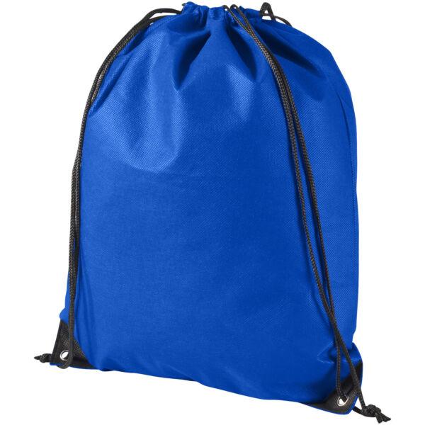 Evergreen non-woven drawstring backpack (11961907)