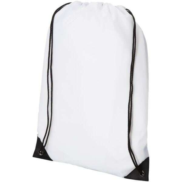 Condor polyester and non-woven drawstring backpack (11963202)