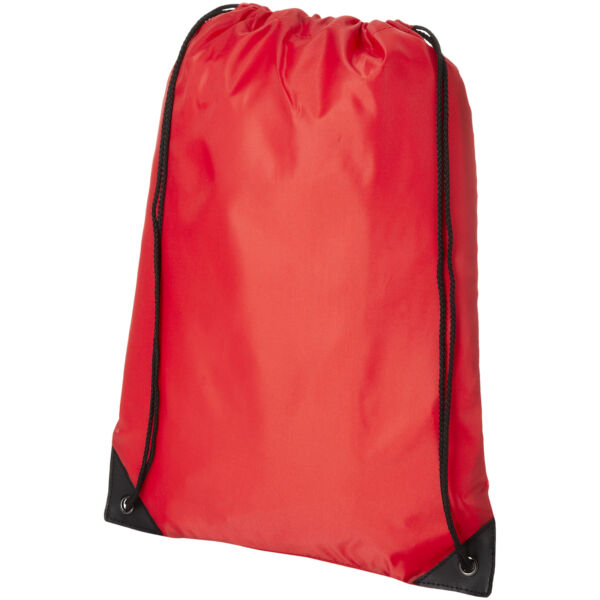 Condor polyester and non-woven drawstring backpack (11963203)