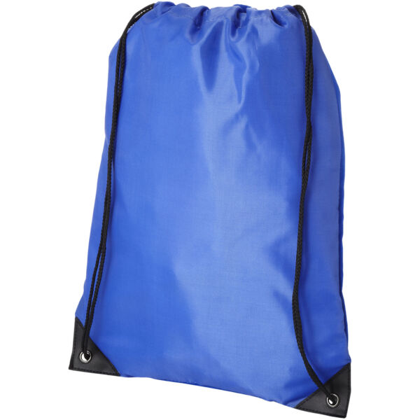 Condor polyester and non-woven drawstring backpack (11963204)