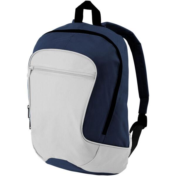 Laguna zippered front pocket backpack (11980601)